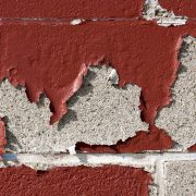 Wall coating can fail if applied incorrectly or to damp surfaces - always prepare the substrate beforehand.