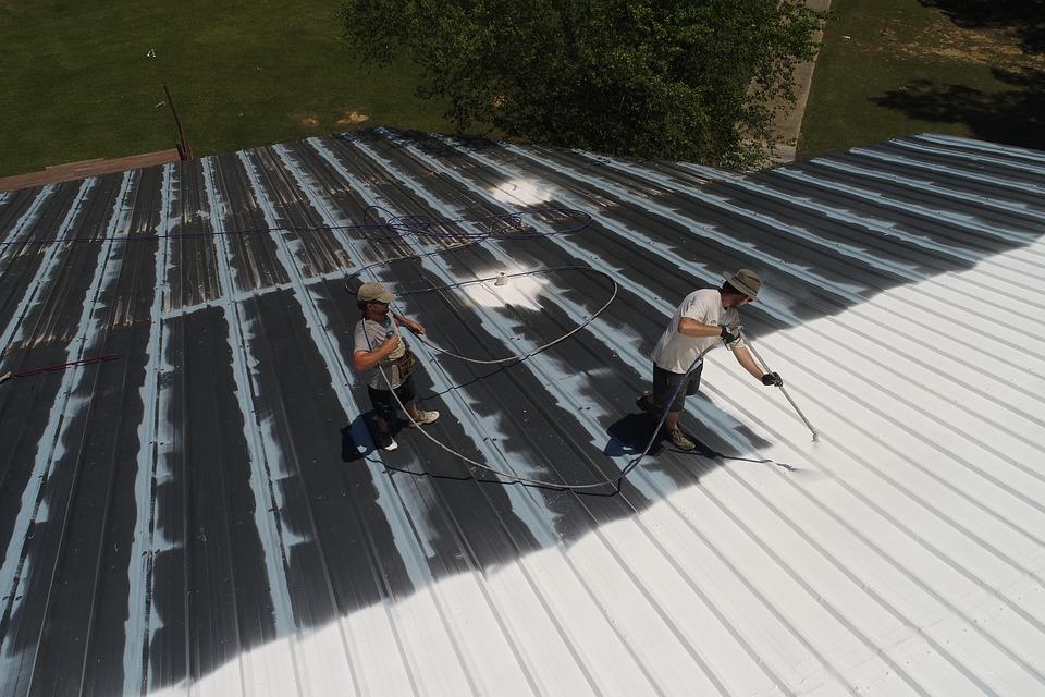 Liquid Rubber Roof Coating Ireland - Sealants and Paints